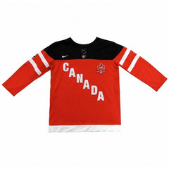 Team Canada Nike 100th Anniversary Replica Youth Jersey - teamcanada