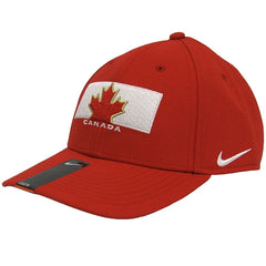 Team Canada Nike Olympic Dri-Fit Swooshflex 1.3 - Red - teamcanada