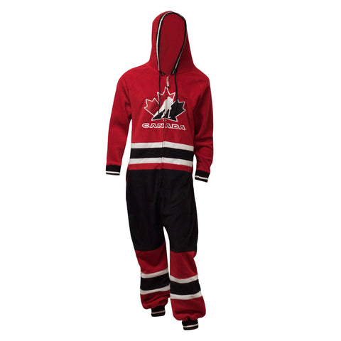 Team Canada Adult Onesie - teamcanada