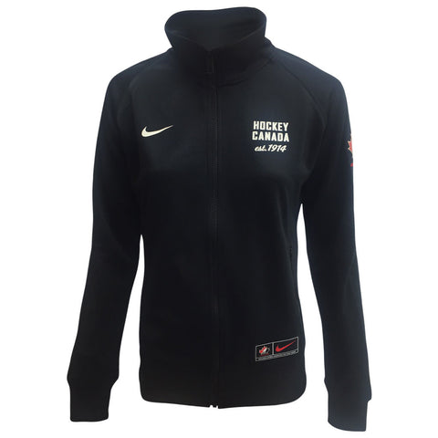 Team Canada Nike Women's Track Jacket - teamcanada - 1