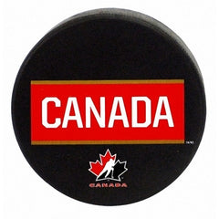 Team Canada Hockey – 2014 Olympic Puck - teamcanada