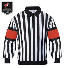 Pro Referee Jersey ( MPRR ) - Sewn-in Armbands - teamcanada
