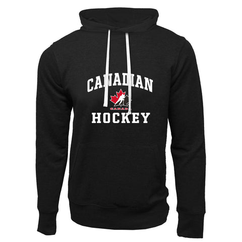 Team Canada Black Fashion Hoodie Design 27 - teamcanada
