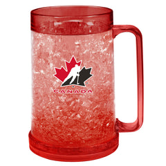 Team Canada 16oz. Red Freezer Mug