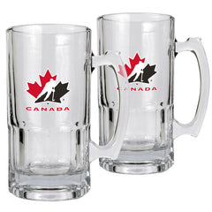 Team Canada 2pk. 34oz. Macho Mug Set - teamcanada
