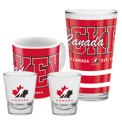 Team Canada 4pc. Collegiate Gift Set - teamcanada