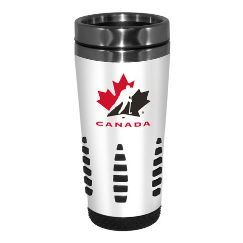 Team Canada 16oz Huntsville Travel Mug - White - teamcanada