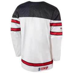 Team Canada Nike NEW White Replica Jersey - teamcanada - 1