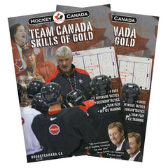 Skills of Gold Vol 1 and 2 (B) 2005 - teamcanada