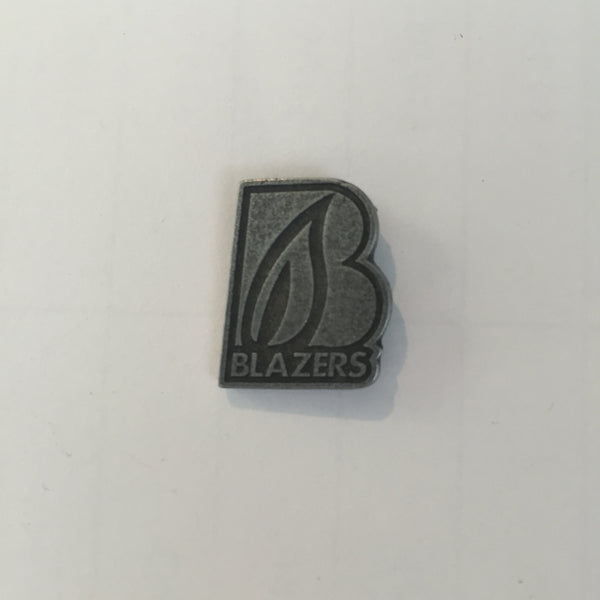 Blazers Pin, Primary Logo
