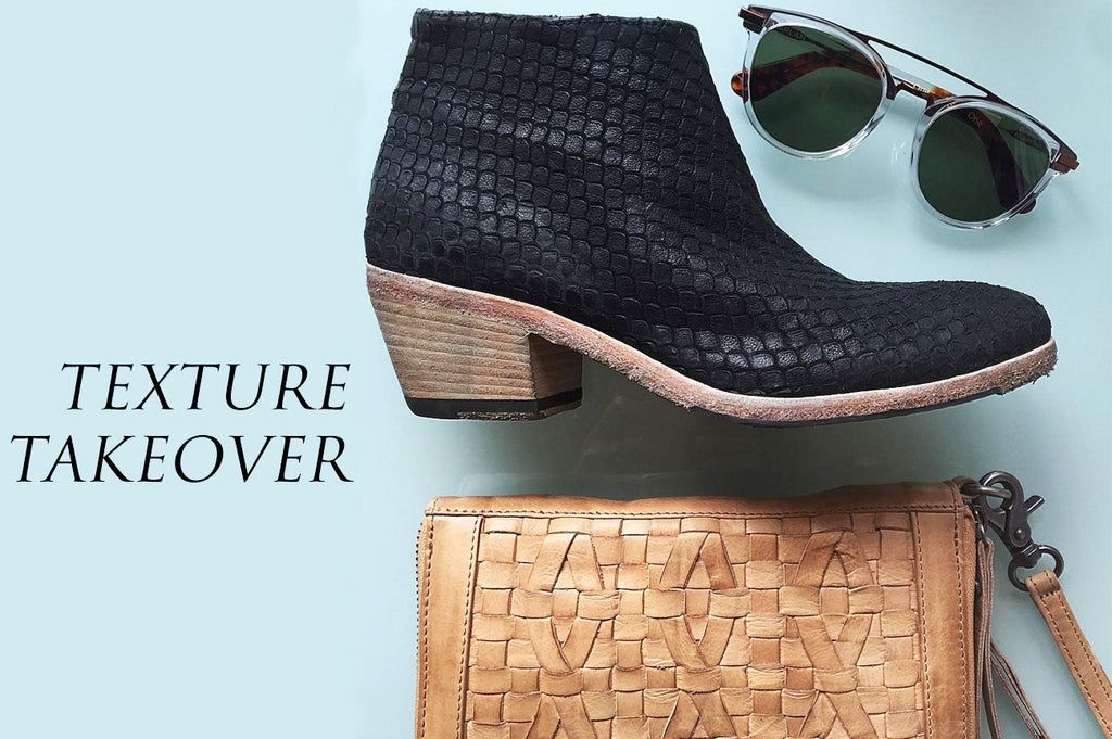 Trend: Texture Takeover