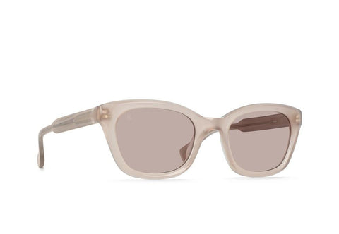 Clemente Sunglasses in Rose/Petal