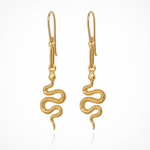 Camila Earrings in Gold