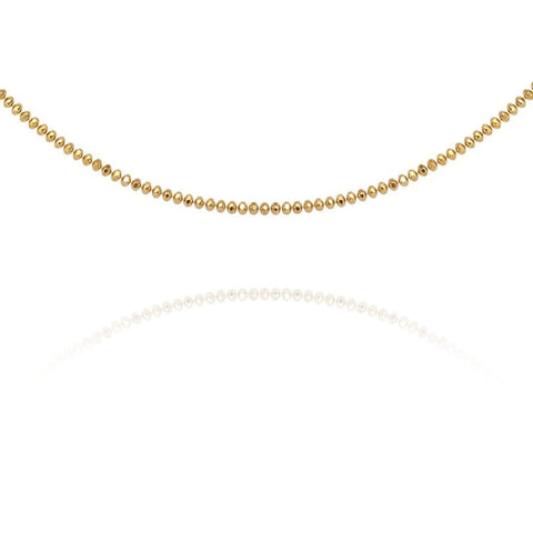 Cassi Necklace in Gold