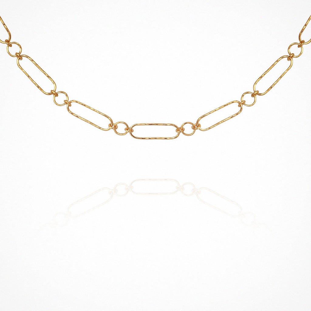 Dara Necklace in Gold