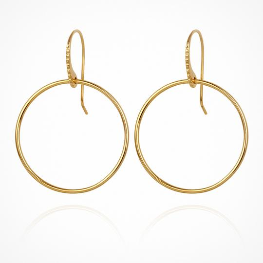 Hydra Earrings Gold