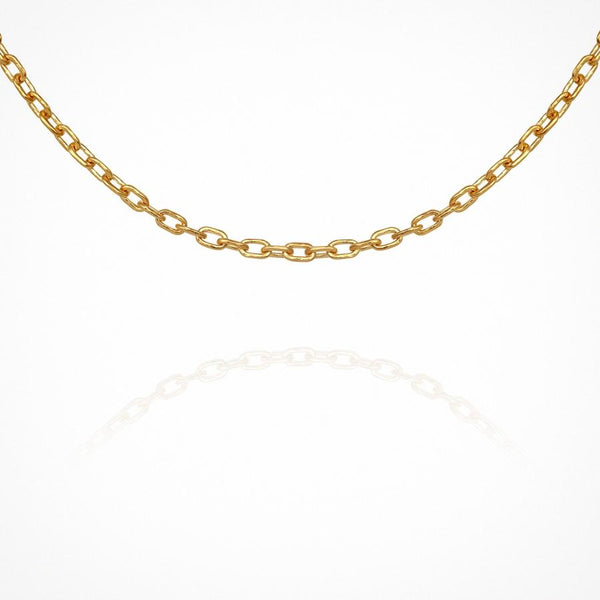 Nicoletta Necklace in Gold