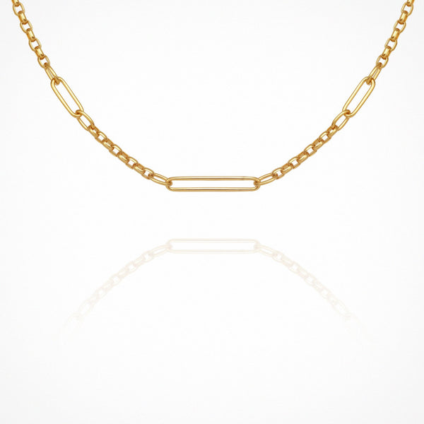 Niki Necklace in Gold