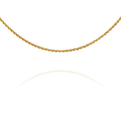 Popi Necklace in Gold