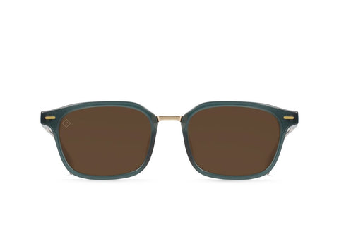 Bastien Sunglasses in Cirus/Vibrant Brown Polarized