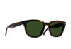 Myles Sunglasses in Kola Tortoise/Bottle Green