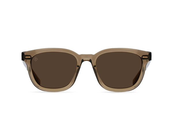Myles Sunglasses in Ghost/Vibrant Brown Polarized