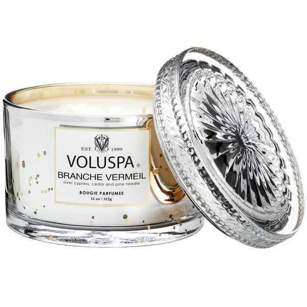 Corta Maison Candle in Branche Vermeil by Voluspa - Strut Shoes & Clothing