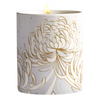 Medium Aurora Ceramic Jar Candle