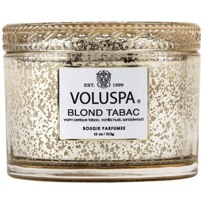 Corta Maison Candle in Blonde Tabac by Voluspa - Strut Shoes & Clothing