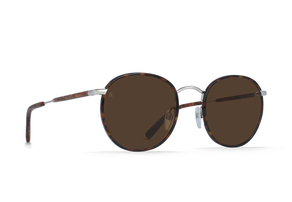 Mason Sunglasses in Burlwood/Brown