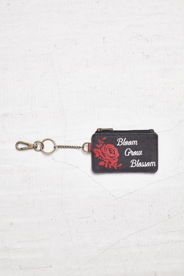 Bloom ID Pouch