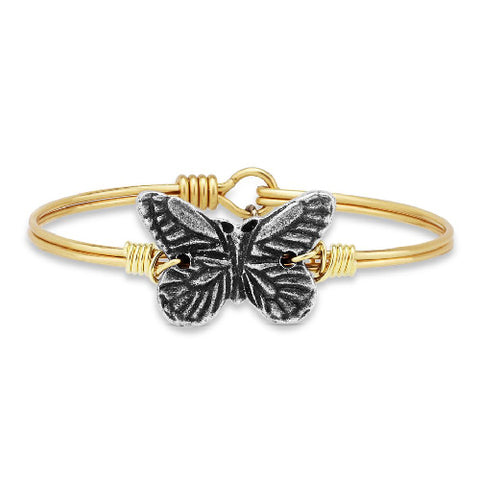 Luca + Danni | Butterfly Bangle Bracelet