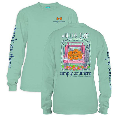 Simply Southern | Hello Fall - Youth Collection