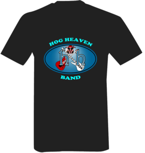Hog Heaven Band Men's Tees