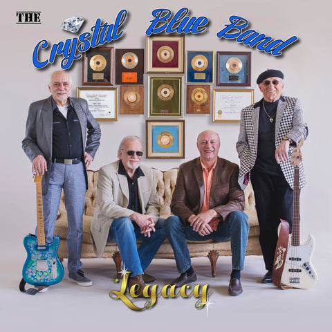 Legacy CD by The Crystal Blue Band