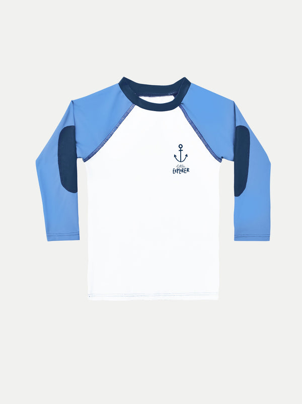 Camiseta UV Anchor