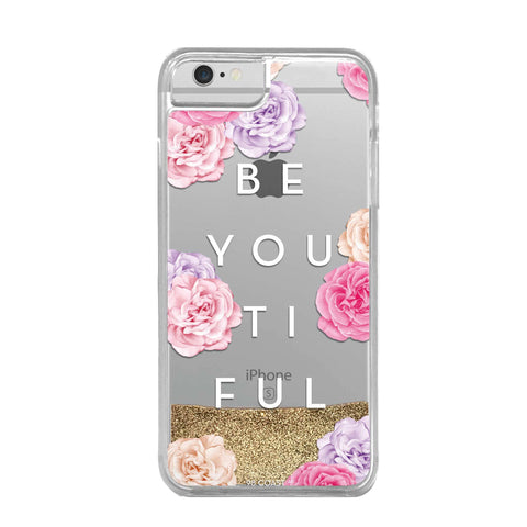 FUNDA GLITTER BE-YOU-TIFUL