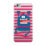 FUNDA BLUE MONSTER