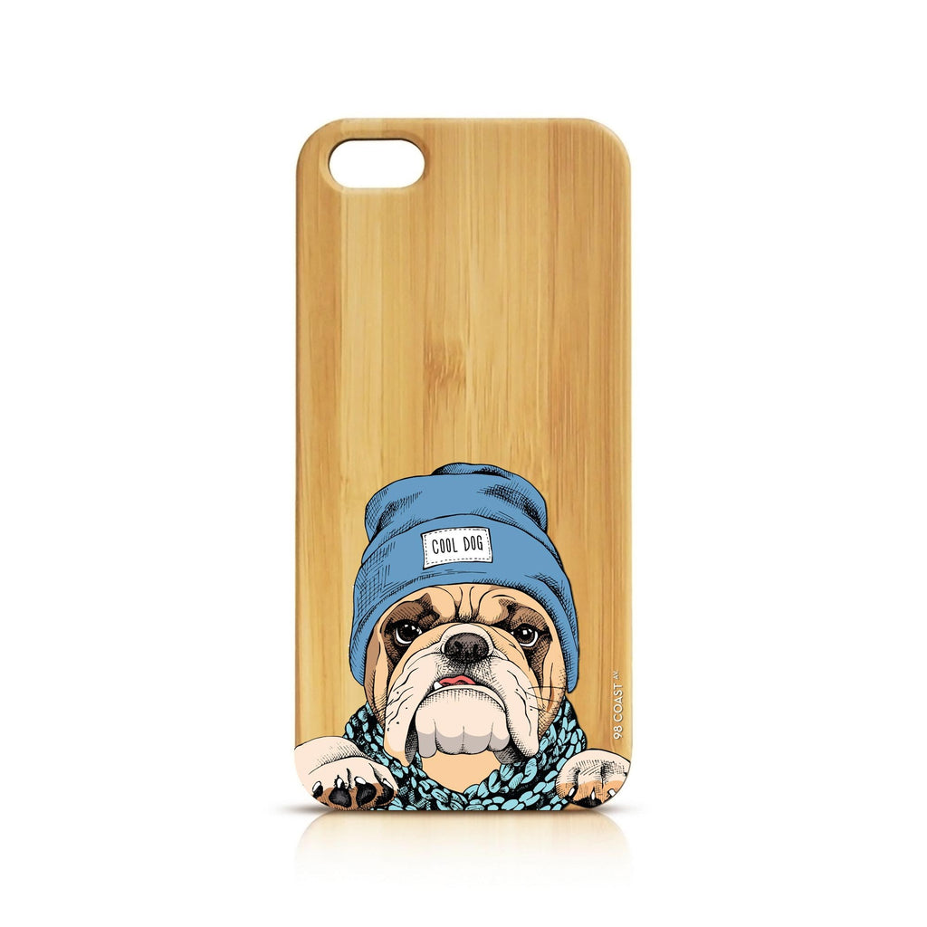 FUNDA BAMBÚ COOL BULLDOG