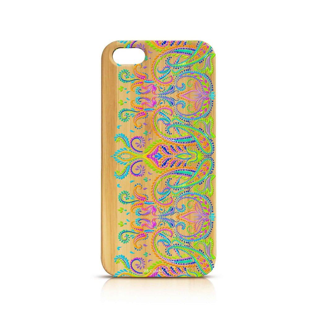 FUNDA BAMBÚ BRUSH PAISLEY