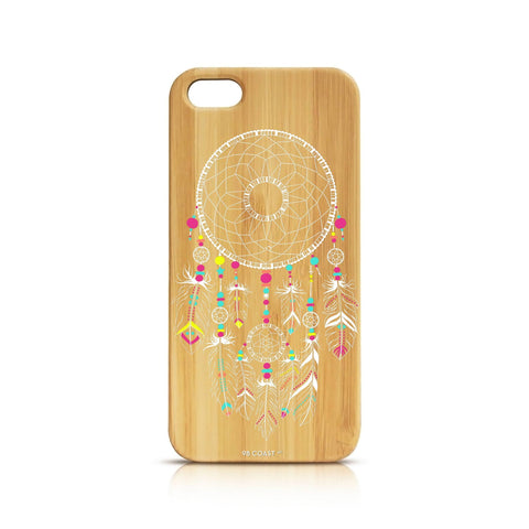 FUNDA BAMBÚ WHITE DREAMCATCHER