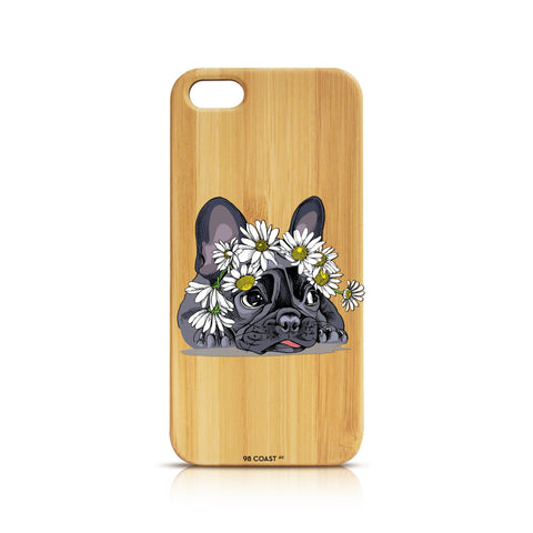 FUNDA BAMBÚ FLORAL FRENCHIE