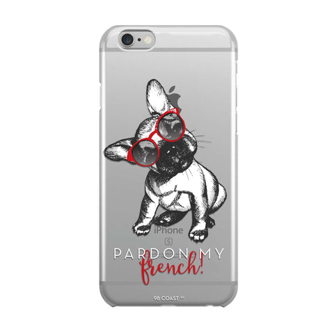 FUNDA PARDON MY FRENCH