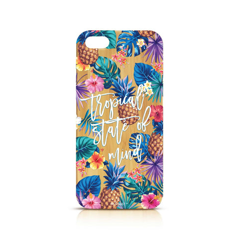 FUNDA BAMBÚ TROPICAL STATE OF MIND