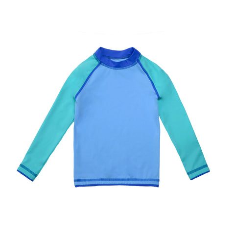 CAMISETA UV BLUE & AQUA