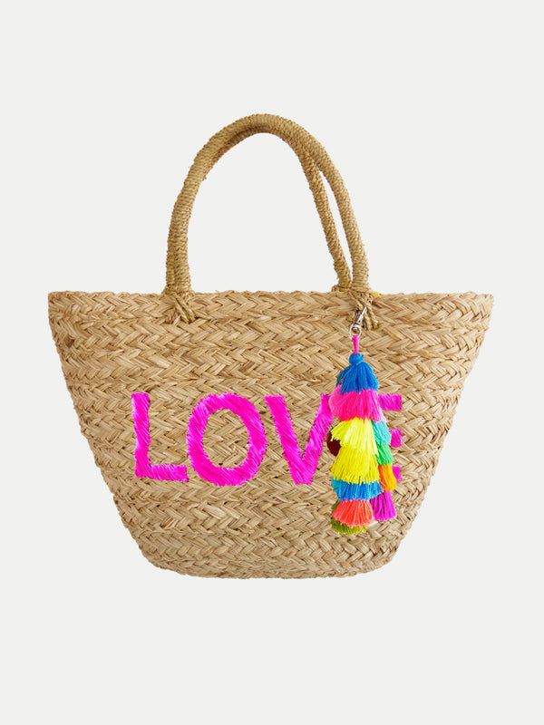 Bolso De Playa Love