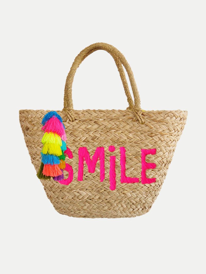 Bolso De Playa Smile