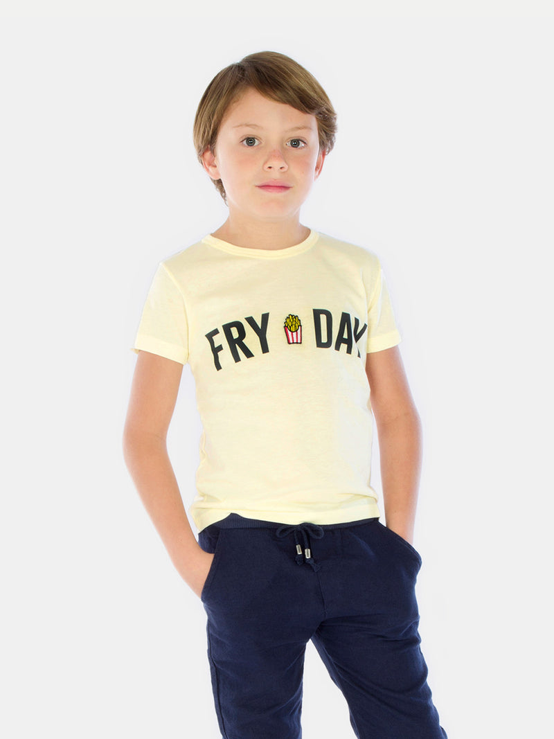 Camiseta Fries Niño