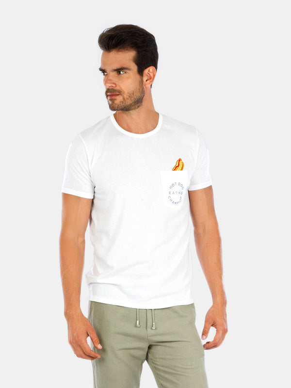 Camiseta Hot Dog
