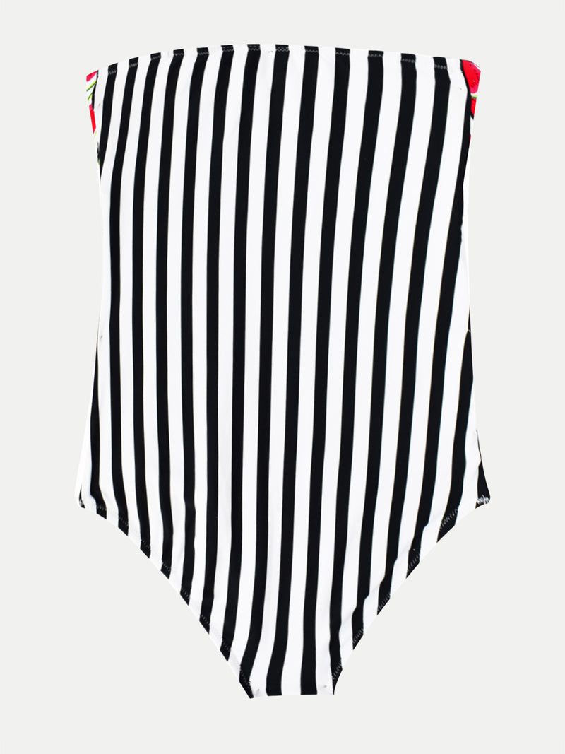 Sweet Stripes Mujer One Piece